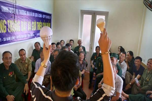 Hà Tĩnh: Hàng ngàn cựu chiến binh bị mắc chiêu đa cấp