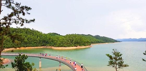 Bắc Trung bộ thu hút du khách
